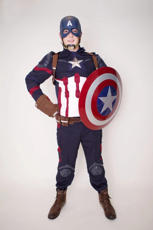 american captain character