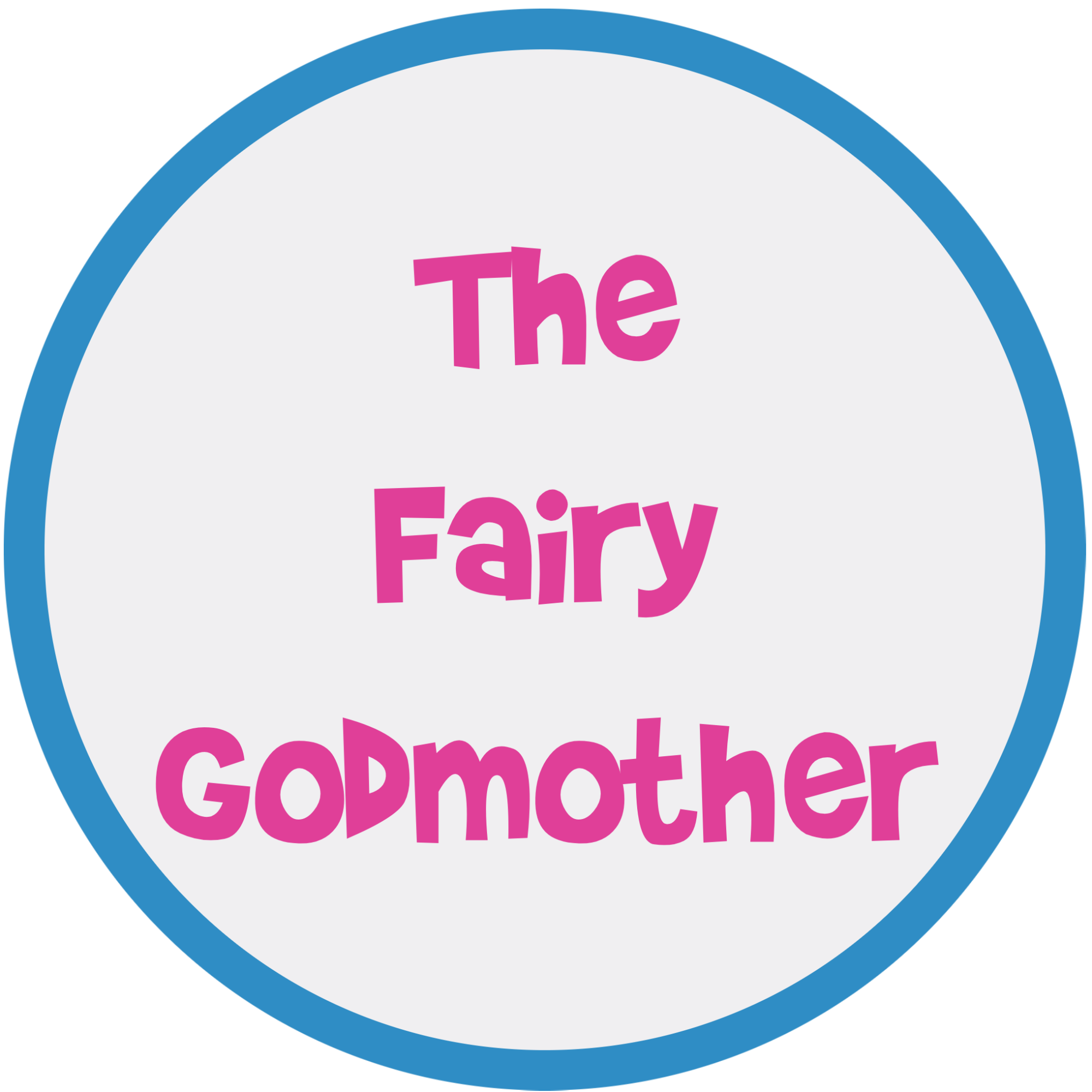The Fairy Godmother, our characters