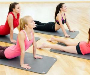 Do Yoga to Stay Fit and Happy