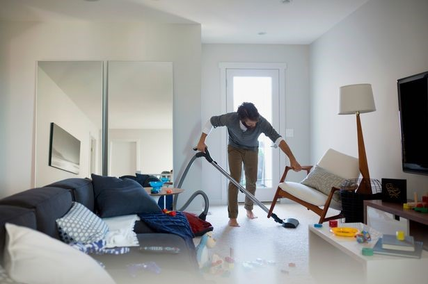 hiring the cleaning services