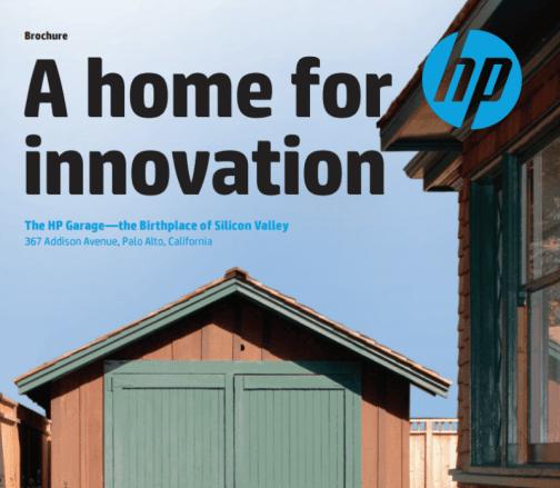 HP Garage Story