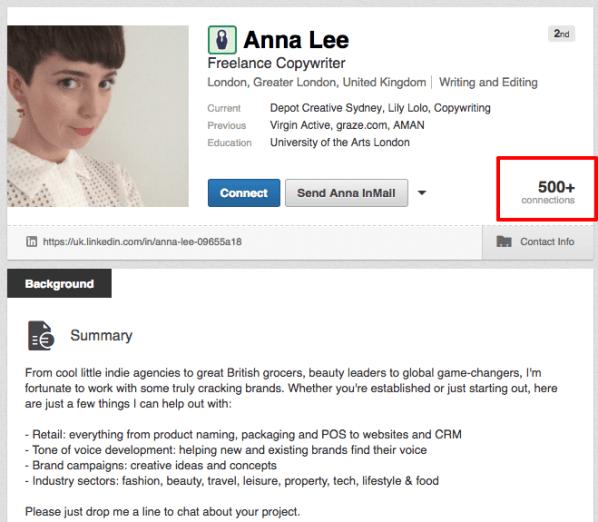 Anna Lee LinkedIn