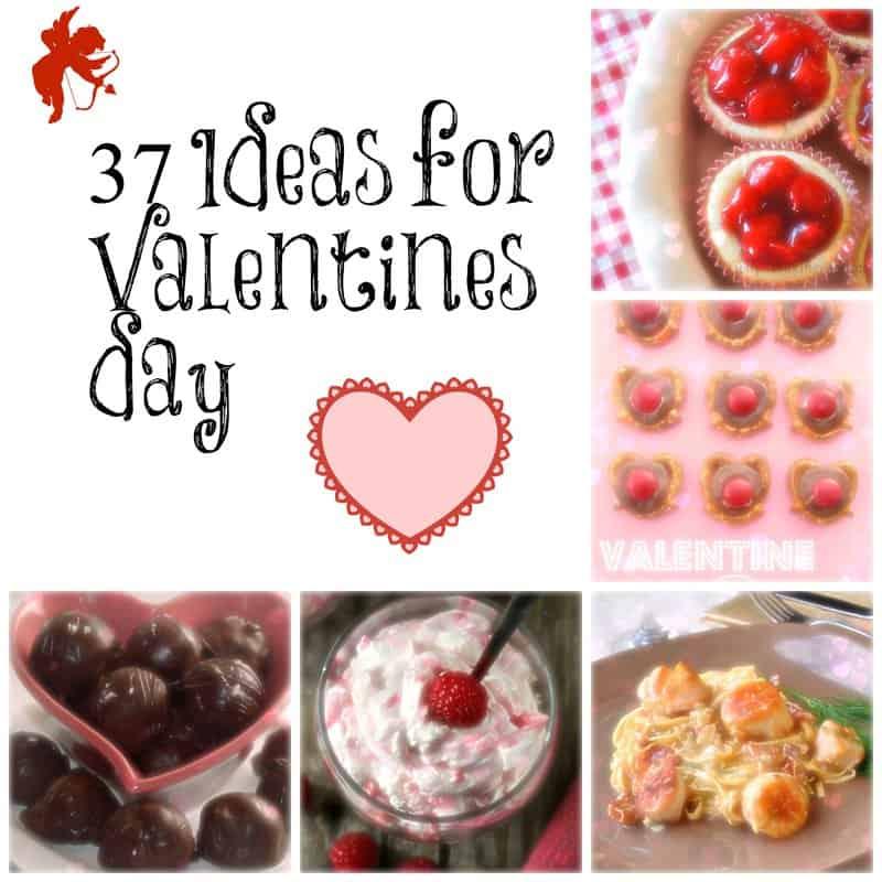 37 Valentines Day Ideas