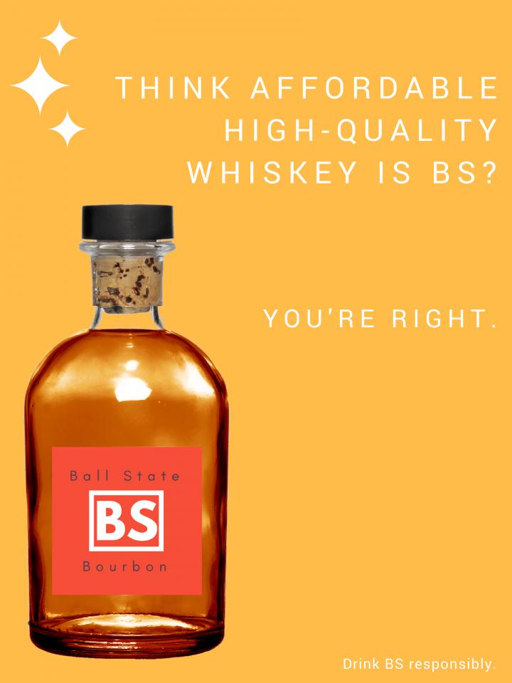 Featured image for Ball State Bourbon portfolio item