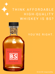 Featured image for Ball State Bourbon portfolio item