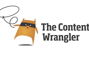 Featured image for Content Wrangler Webinar portfolio item.