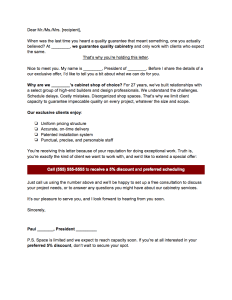 Direct Response Sales Letter Featured Image