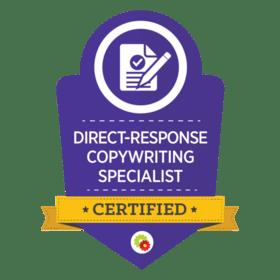 DigitalMarketer Direct Response Copywriting Specialist Certified –Martin Ceisel