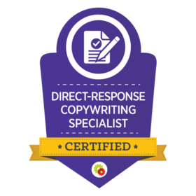 DigitalMarketer Direct Response Copywriting Specialist Certified – Martin Ceisel