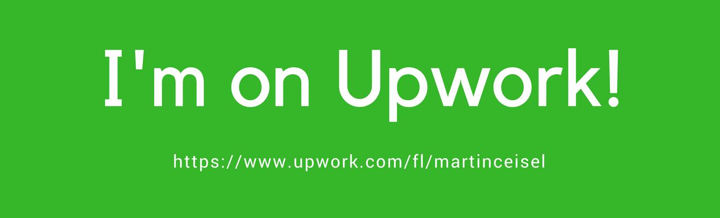 Upwork profile of San Diego freelance copywriter