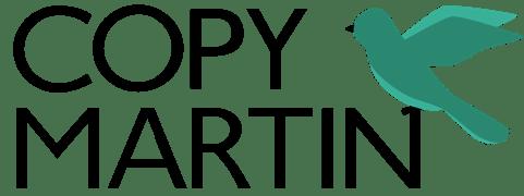 Horizontal Copy Martin logo green