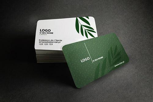 Cartão de Visita Premium C16