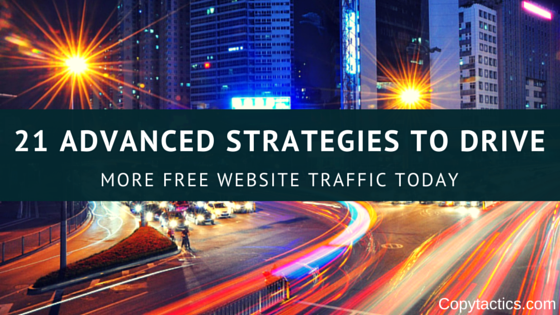 Free Website Traffic Header Image