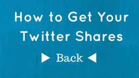 How to Get Your Twitter Share Counts Back Image