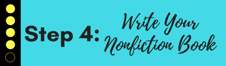 Write your nonfiction book