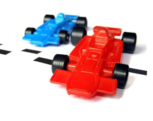 website conversion rate racing ahead
