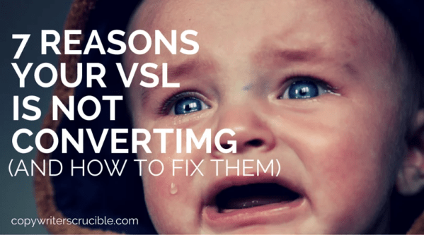 7 reasons Yourvsl is not converting