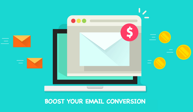 boost email conversion rates
