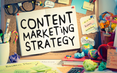Top 5 Reasons You Need a Content Strategy