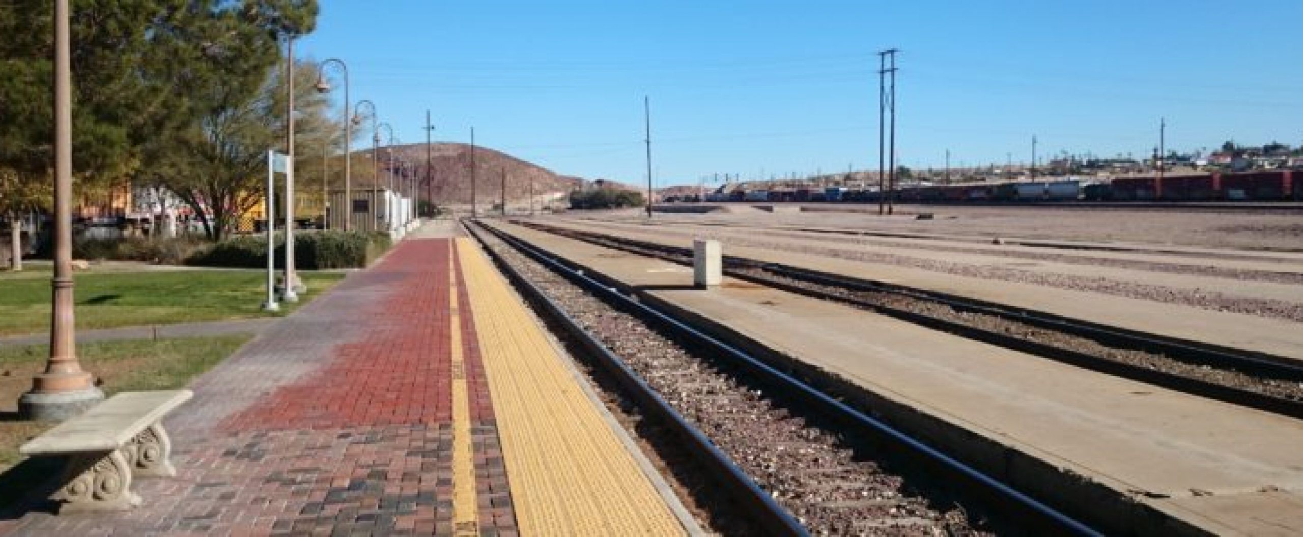 Barstow Station, California