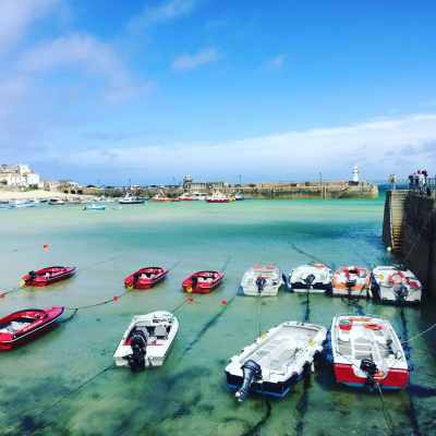 St. Ives Harbour buy Cora + Spink