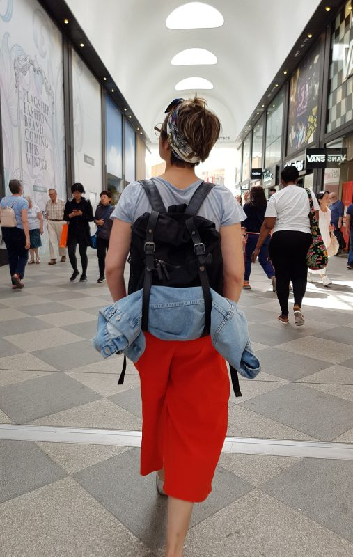 travel backpacks from Cora + Spink