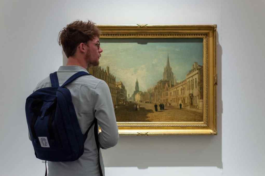 Contemplating life - visiting Worcester Museum Art Gallery - Turner Exhibition