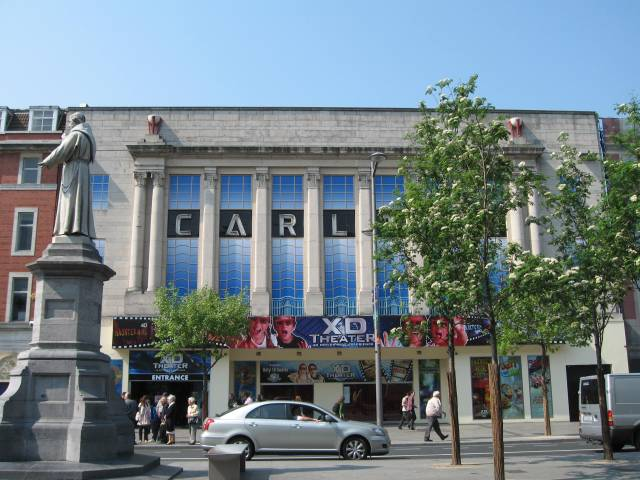 Art Deco theatre