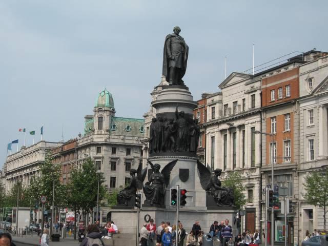 O'Connell Statue