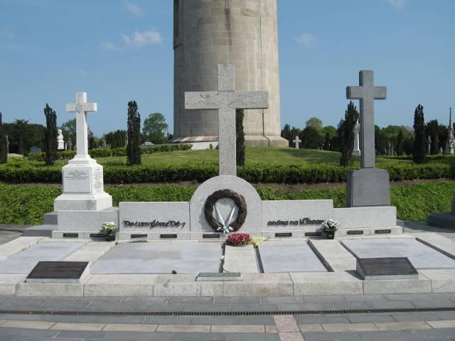 Easter Rising monument