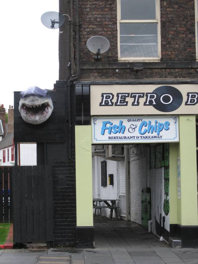 Fish 'n Chips shop