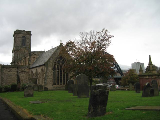 St. Mary's Gateshead