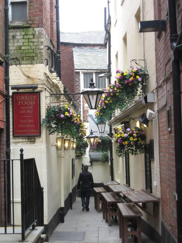 Sidestreet pub in Leeds