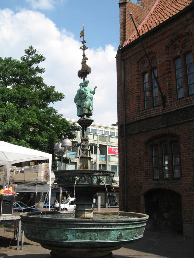 Hannover Marktbrunnen