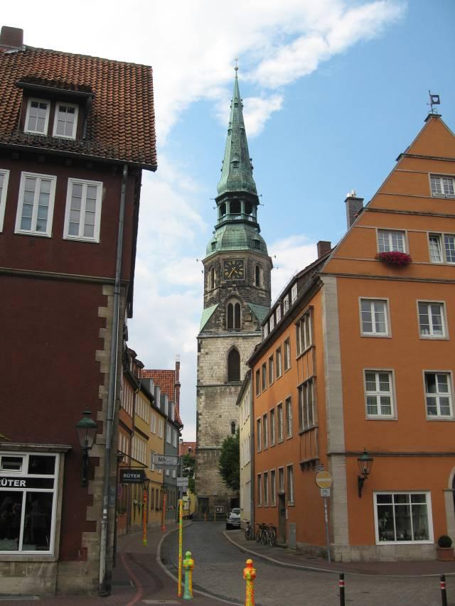 Hannover Kreuzkirche