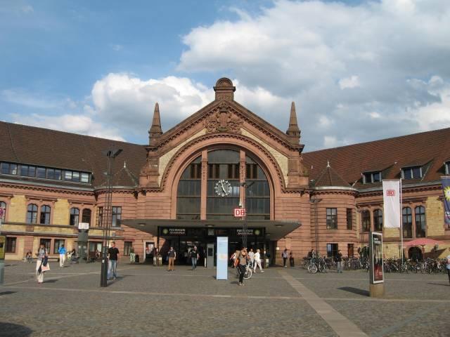 Osnabrück Central Station