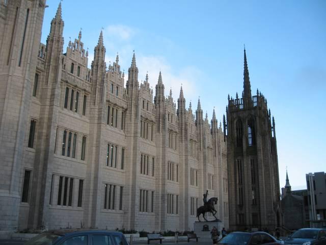 Aberdeen Marischal College