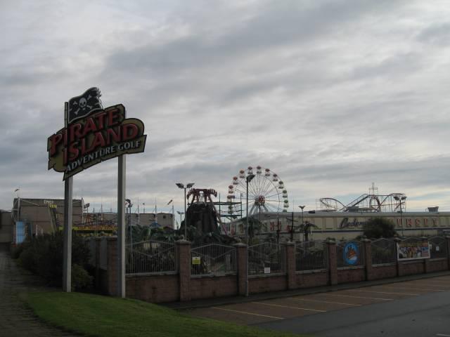 Aberdeen amusement park