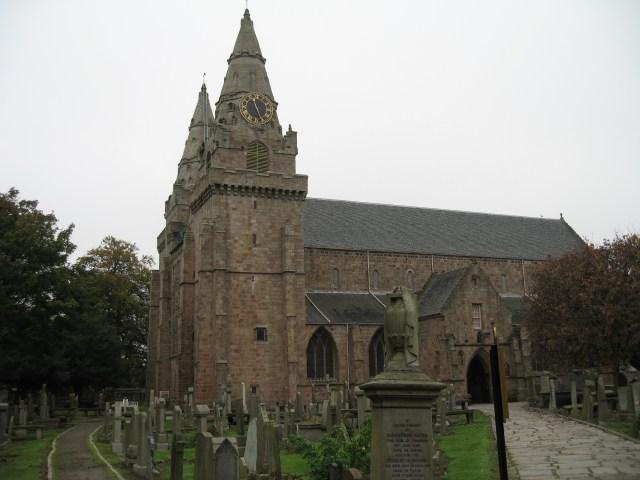 Aberdeen St Machar's Cathedral