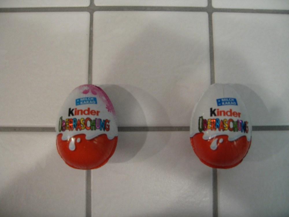 Gendering and Kinder Surprise Eggs (2/2)