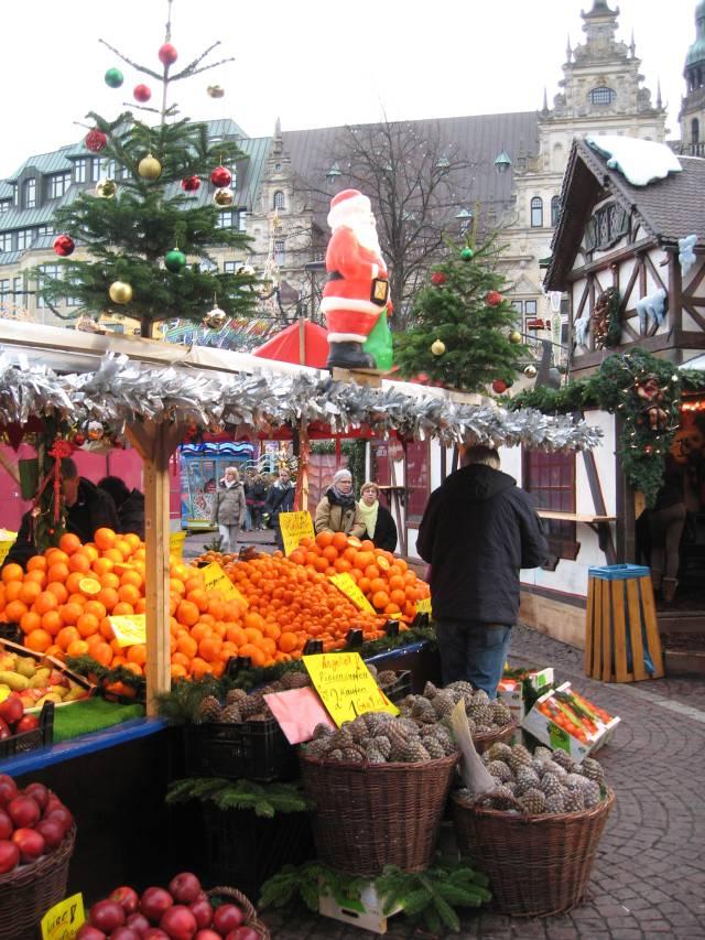 Bremen Christmas market
