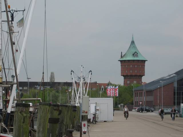 Cuxhaven water tower