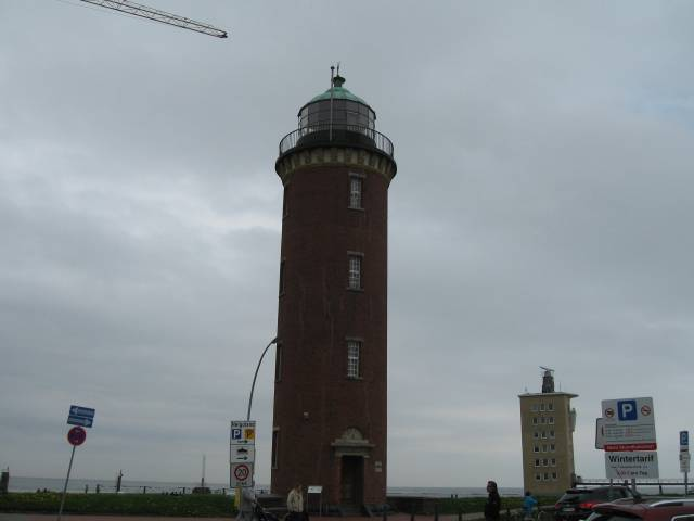Cuxhaven lighthouse