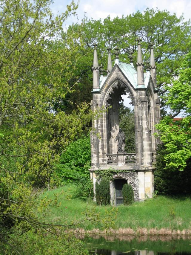 Walle cemetery - Knoop mausoleum
