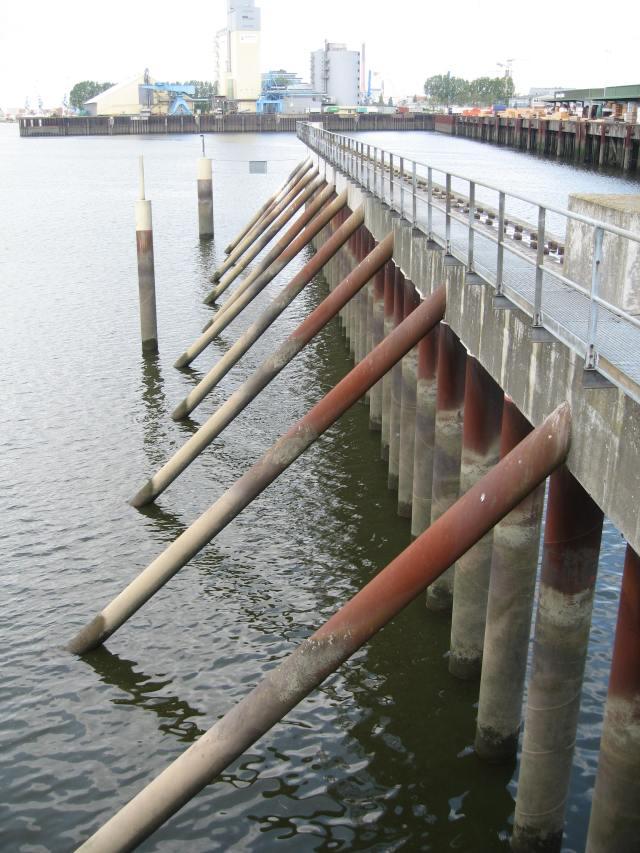 Bremen harbour