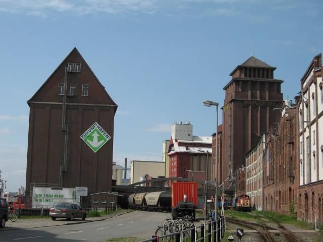 Bremen Roland mill