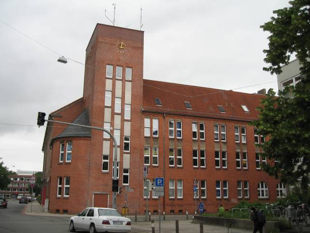 Bremen firestation