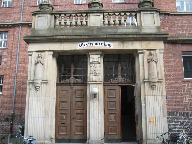 Bremen Altes Gymnasium