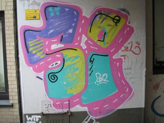 Bremen graffiti