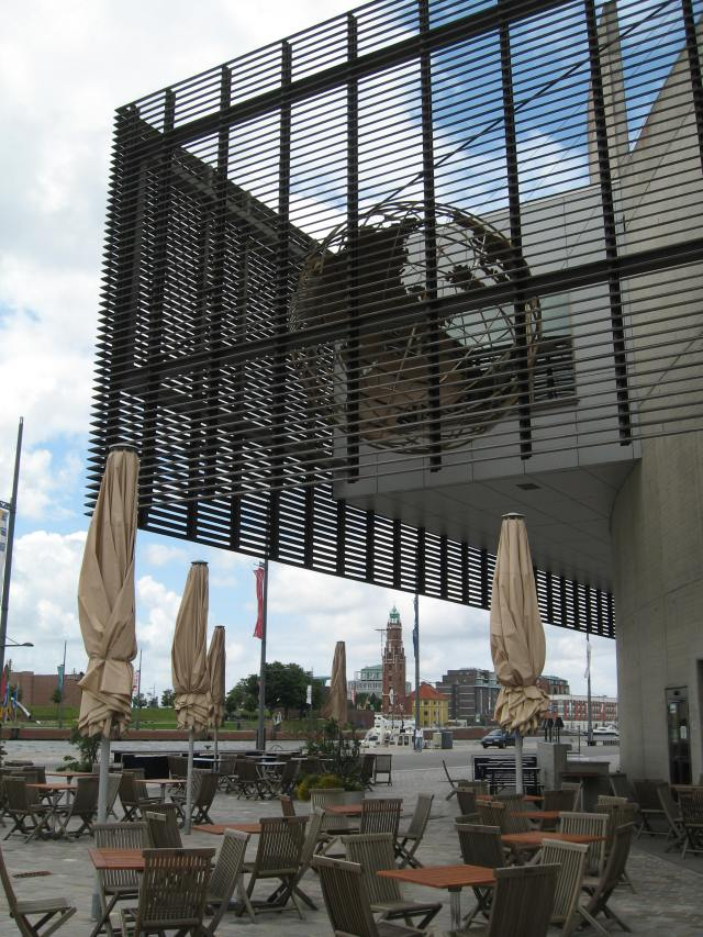 Bremerhaven emigration museum